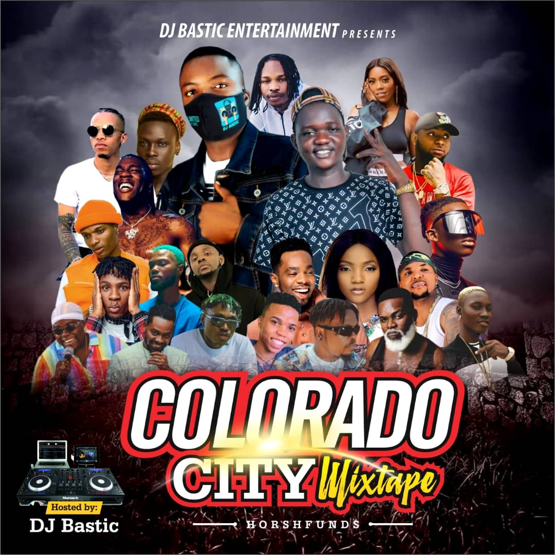 Dj Bastic - Colorado City Mixtape