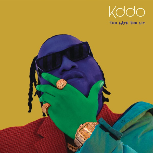 Apparently, the standout Afrobeats number, 'Loco' was taken from KDDO's most recent project, 'Too Late Too Lit' EP which houses 8-tracks.